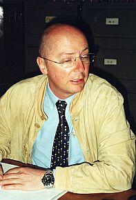 Marco Zenatti (segretario provinciale di An). - sfo2